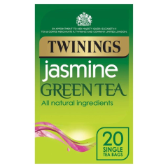 Twinings Jasmine Green Tea Bags 20's