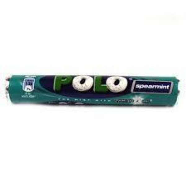 Polo Mints Spearmint 34g