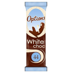 Ovaltine Options Wicked White Hot Chocolate Sachet 11g