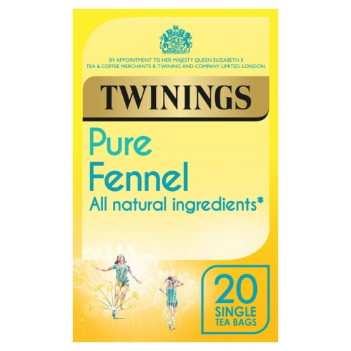 Twinings Fennel Tea Bags 20's 40g