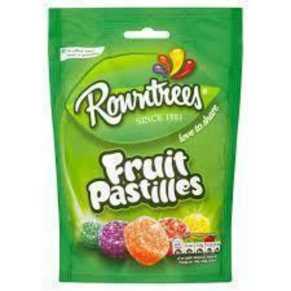 Rowntrees Fruit Pastilles 120g
