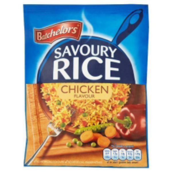 Batchelors Super Rice - Chicken 100g