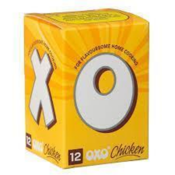 Oxo Chicken Cubes