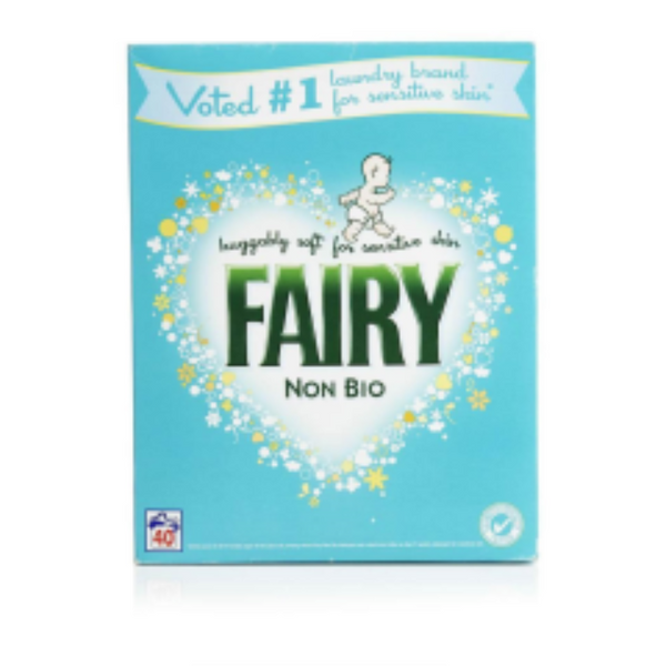 Fairy Auto Non Bio Washing Powder  1.4kg