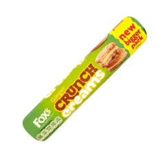 Fox's Ginger Crunch Creams Biscuits