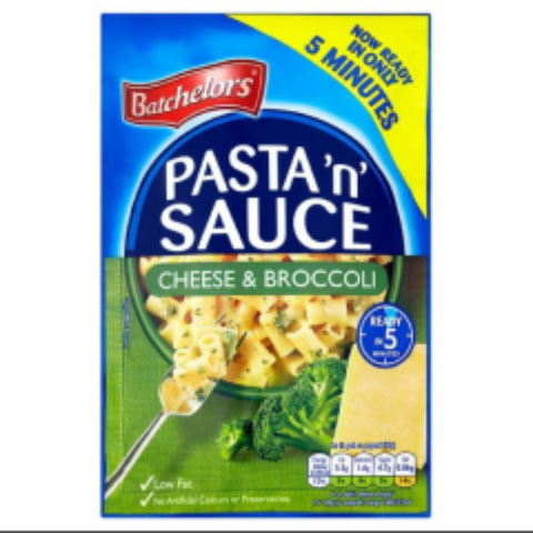 Batchelors Pasta N Sauce Cheese & Broccoli