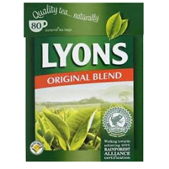 Lyons Tea Original 80's 300g