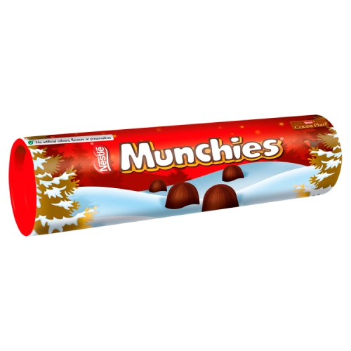 Nestle Little Munchies Gift Tube 100g