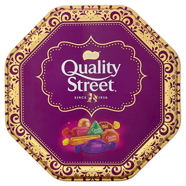 Nestle Quality Street Tin 1kg