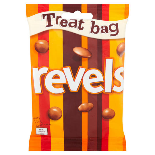 Revels Treat Size Bag 71g