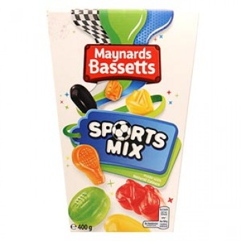 Maynard Bassetts Sports Mix Carton 400g