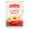 Baxters Favourites Single Tin Lentil & Bacon Soup 400g