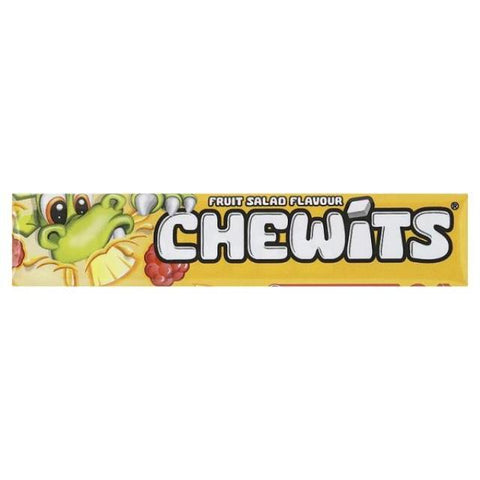 Chewits Fruit Salad  Single Rolls 30g