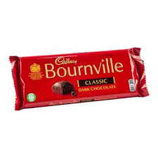 Cadbury Bournville Classic Dark Chocolate Block 100g