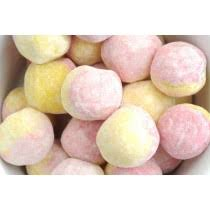 Rhubarb And Custard Bonbons