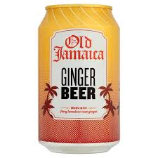 Old Jamaica Ginger Beer Can 330ml