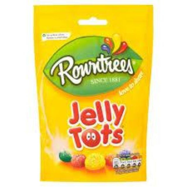 Rowntree Jelly Tots Pouch 150g