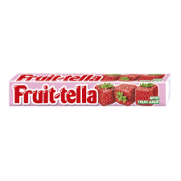 Fruittella Strawberry 41g