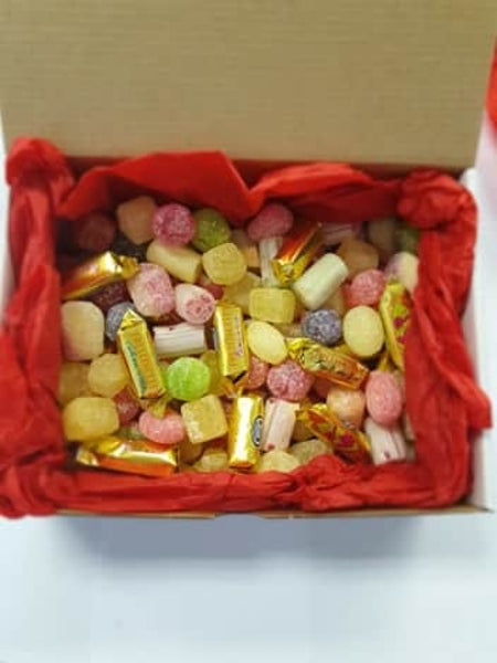 Boiled Fruity Sweets - Mixed Box 1KG