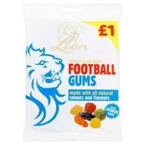 Lion Football Gums Bag 190g