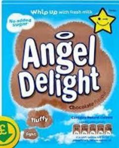 Angel Delight Chocolate No Added Sugar