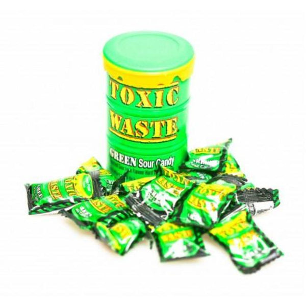 Toxic Waste Sour Green Drum 42g