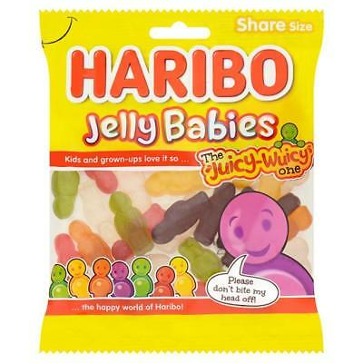 Haribo Jelly Babies Bag 180g