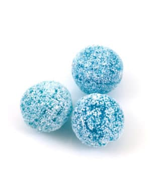 Barnetts Blue Raspberry Mega Sours - Singles