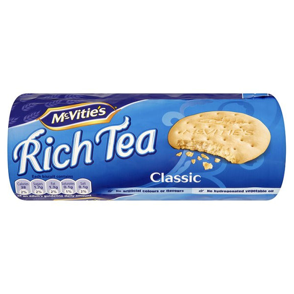 McVities Rich Tea Biscuits 300g