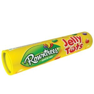 Rowntree Jelly Tots Gift Tube 125g