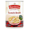 Baxters Favourites Single Tin Scotch Broth Soup 400g