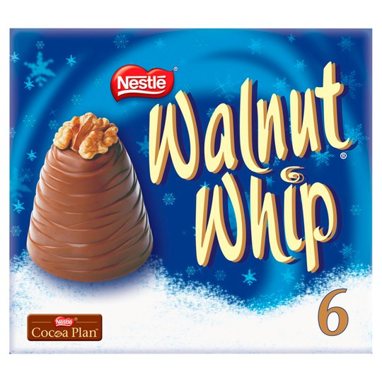 Nestle Walnut Whip 6PK