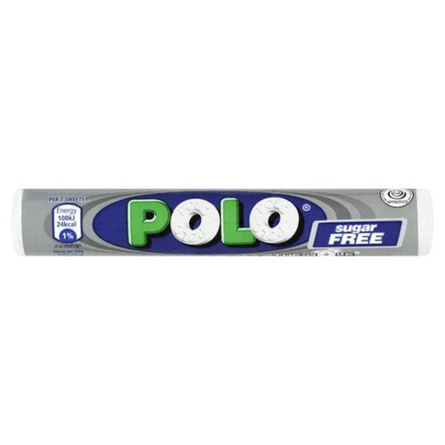 Polo Mints Sugar Free 34g