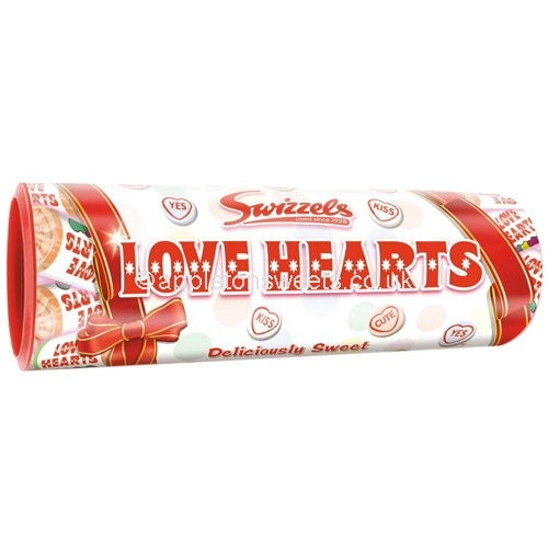 Swizzels Love Hearts Gift Tube
