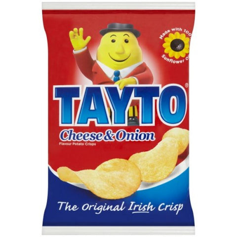 Tayto Cheese & Onion 35g