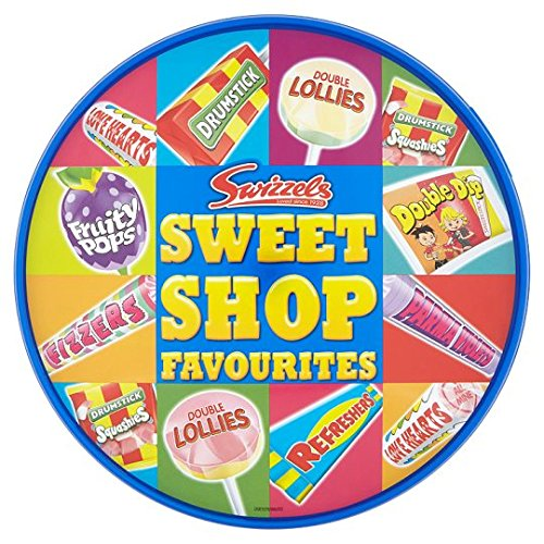 Swizzles Sweet Shop Favourites Gift Tub 750g