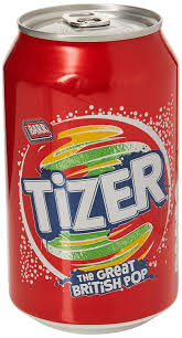 Tizer Can 330ml