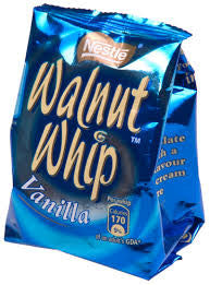 Walnut Whip Singles 30g
