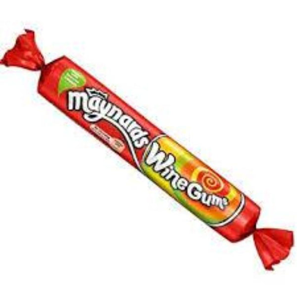 Maynards Wine Gums Roll 52g