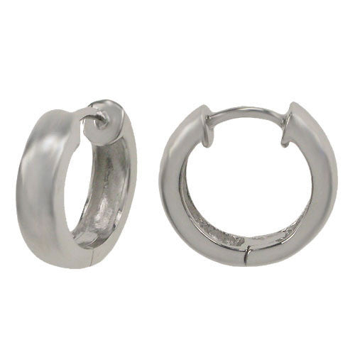 Huggie Hoops 15mm Earrings