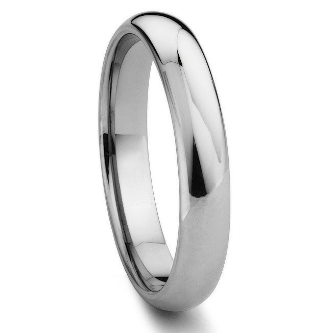 4mm Tungsten Ring