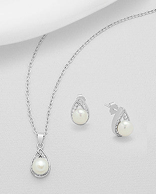 Pearl Droplet Set