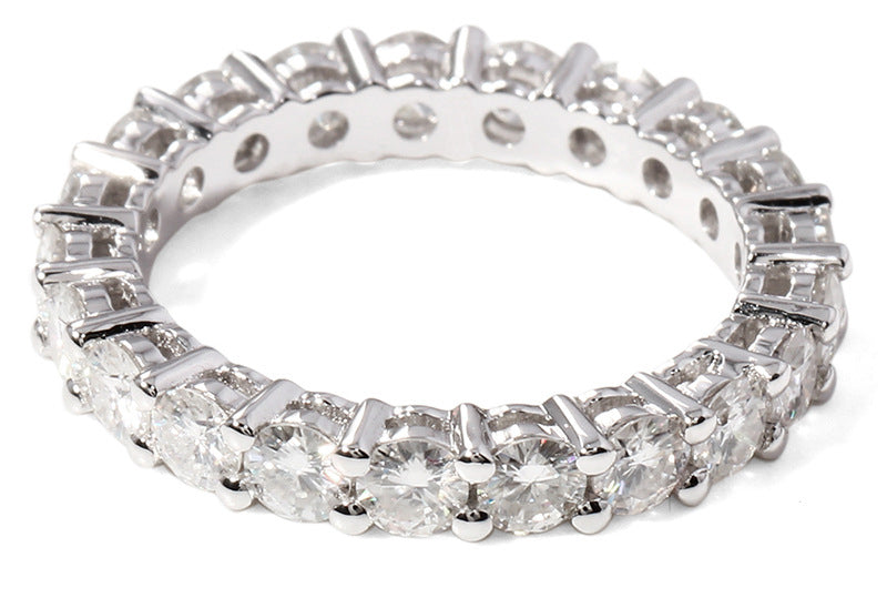 CZ Eternity Band 2.5mm