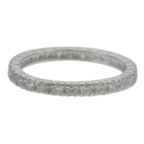 Eternity 2mm Ring