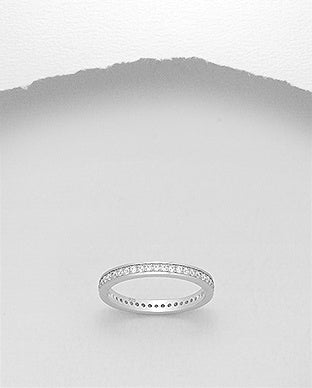 Eternity Ring 3mm