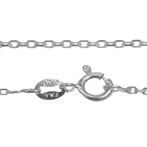 Anchor Chain Sterling Silver