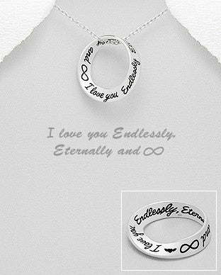 Enternal Love Pendant