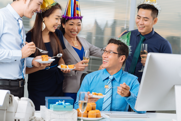 Employee Birthday Party Ideas while Social Distancing