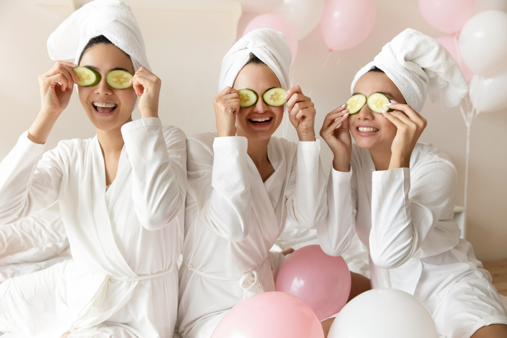Party Ideas for You & Your Girls