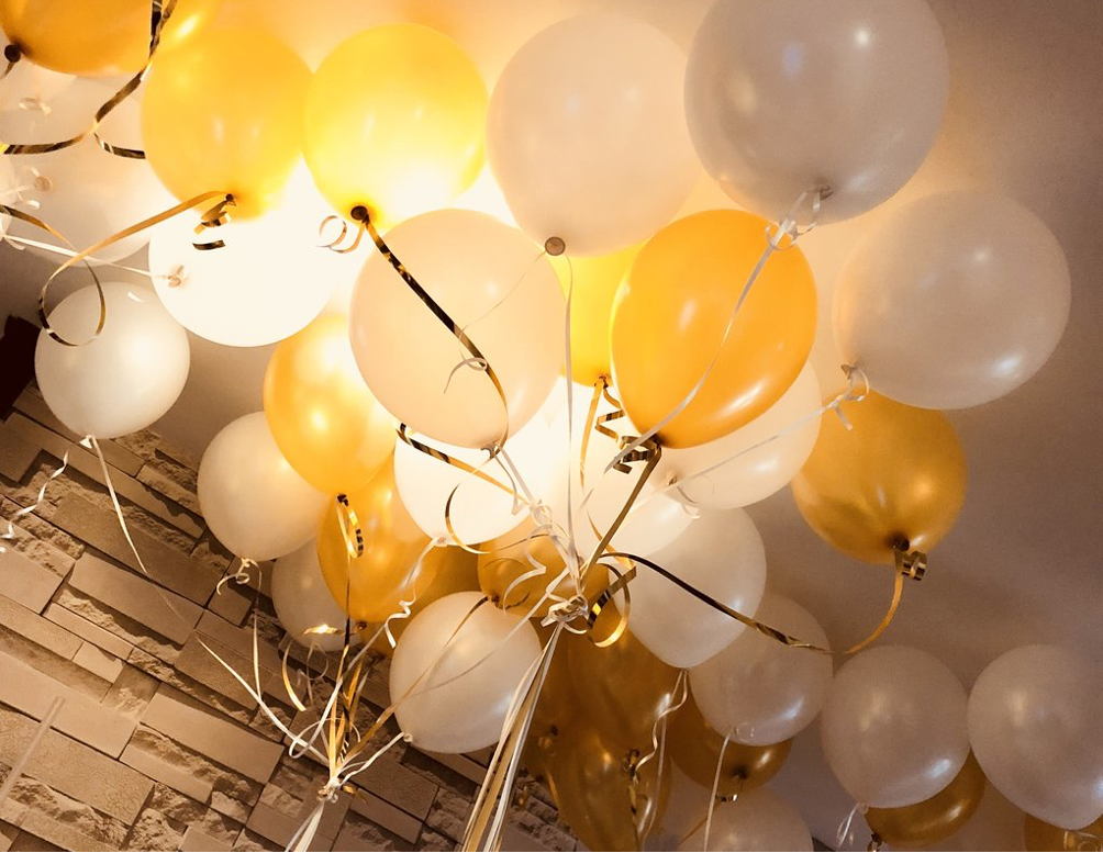 Decorations Fit for a Party